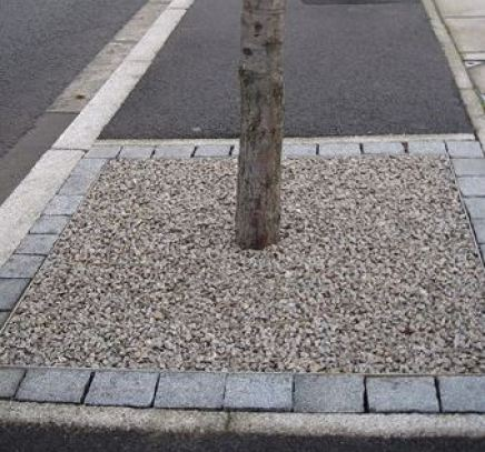 RonaDeck Eco Tree Pit (UV stable, resin bound, tree pit surround)