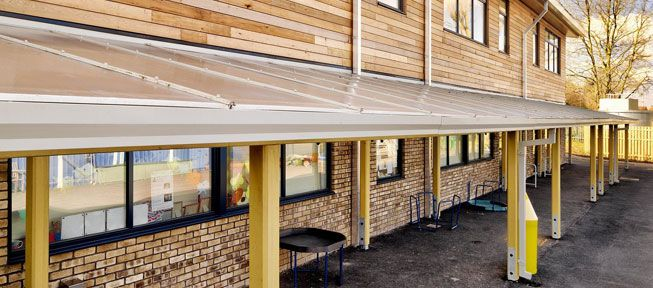 Sustainability covered at Bristol's largest school