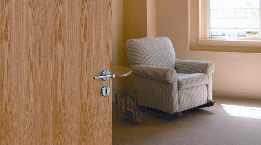 6,500 Vicaima Doors specified in 38 residential and care homes 38