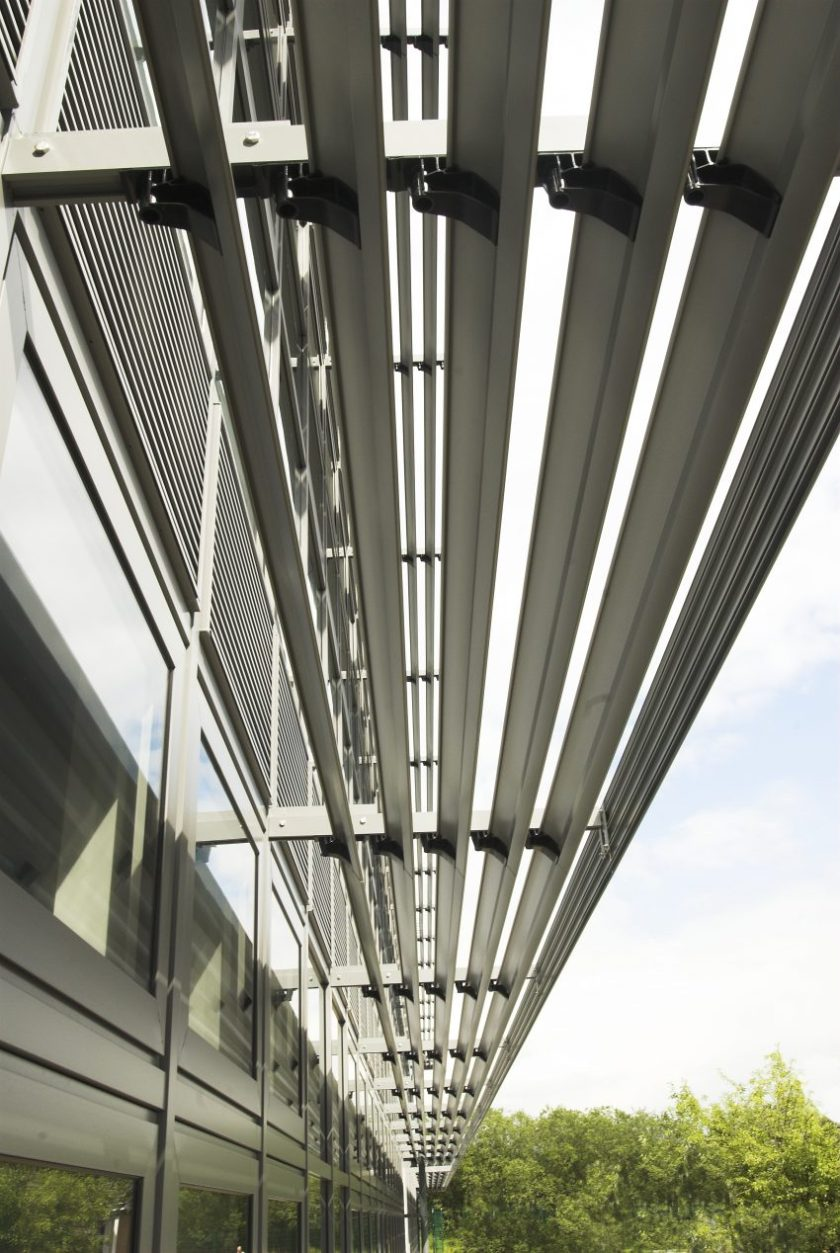AluK systems specified for Maes Yr Yrfa School