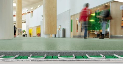 The Green Floorzone