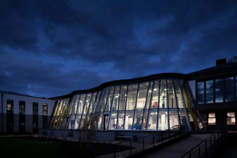 Durham University Business School: Photo credit: Fotohaus and GSSArchitecture