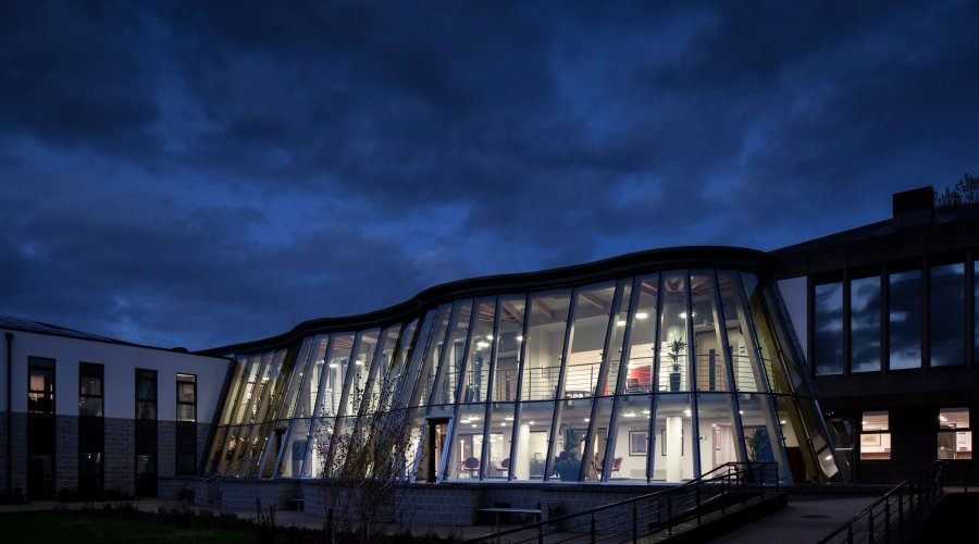 Pilkington Planar™ supports a new era at Durham University Business School