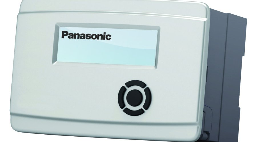 Panasonic's Heat Pump Manager (HPM) ensures easy installation and configuration