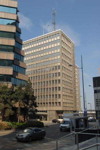 West Midlands Police Headquarters