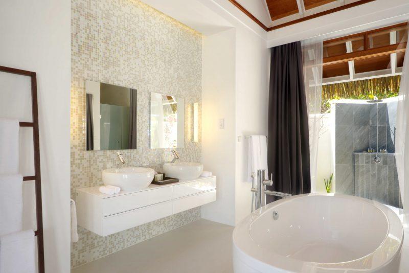 Helping create a bathroom paradise
