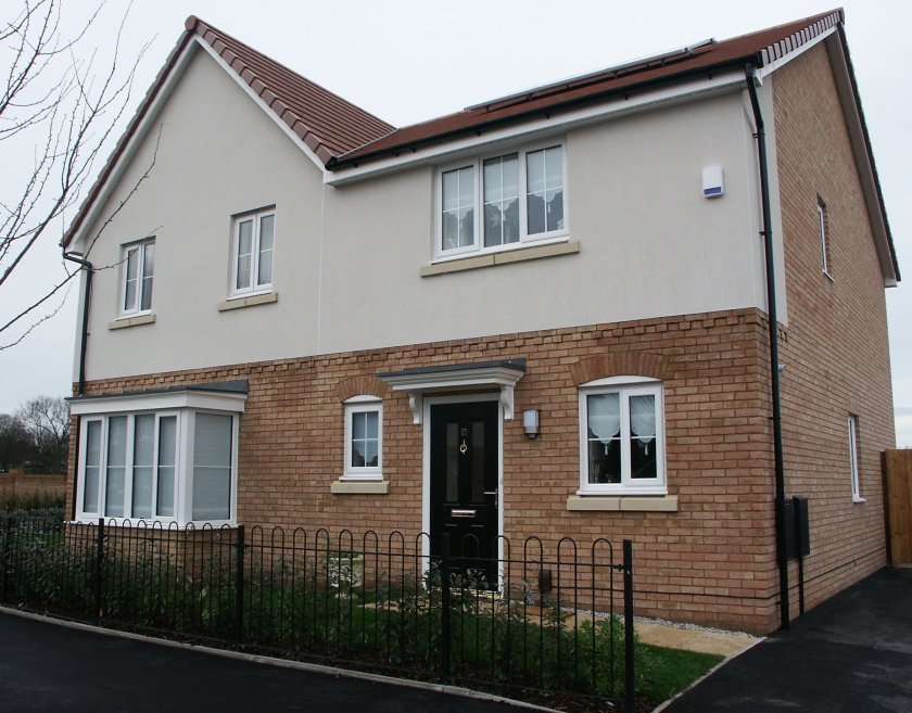 Total Glass products help new homes reach 'Level 3'