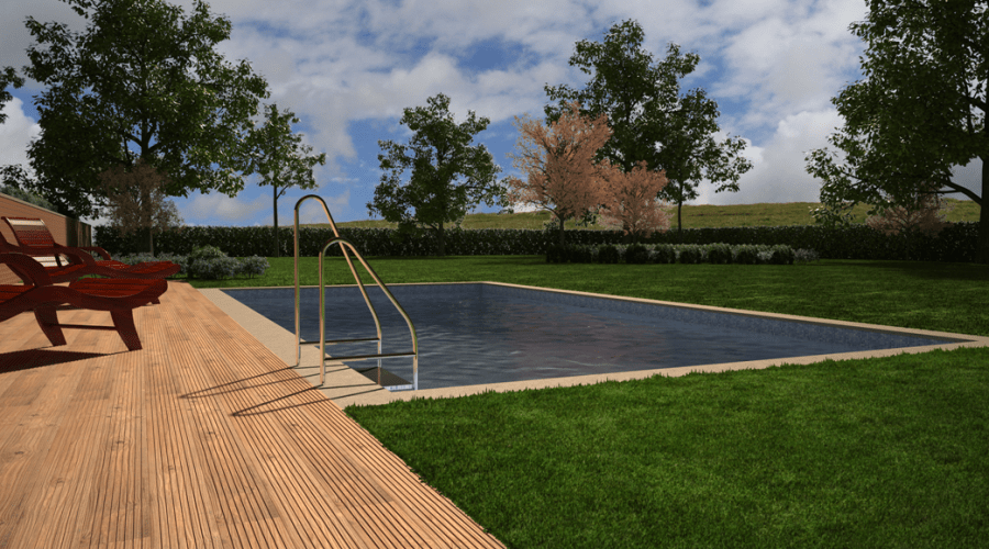 Panel Systems makes a splash with new insulation product for pools