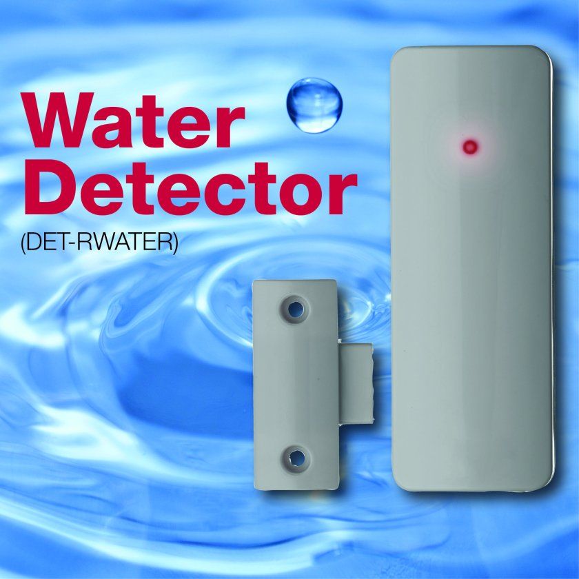 Cooper Security's new DET-RWATER detection system is a liquid asset