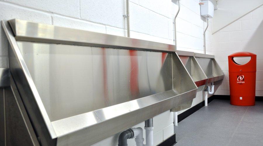 Ravenhill Stadium chooses Franke Washroom Systems