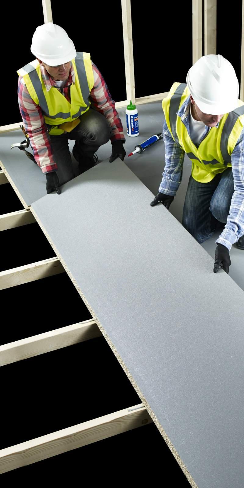 Norbord Cabershield: A new generation of weatherproof flooring