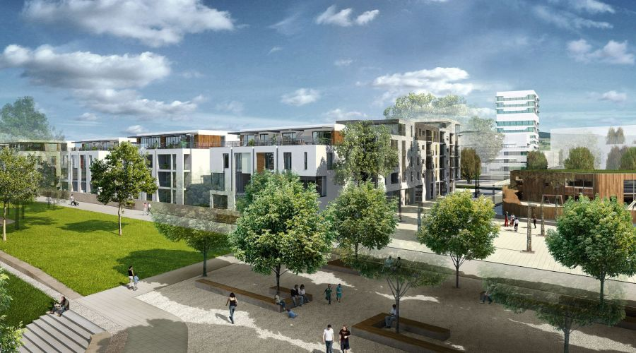 World's largest passivhaus scheme trusts Schöck performance