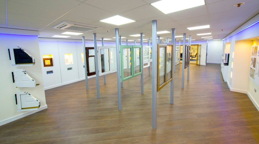 The VEKA UK Group makes room for windows, bi-fold doors and more