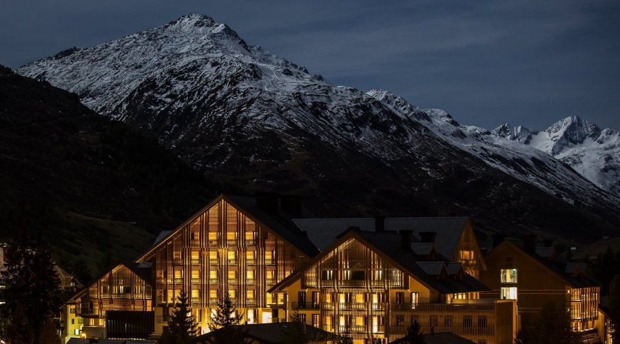 Five-star cleanliness, comfort and luxury from Geberit at the Chedi Andermatt Hotel