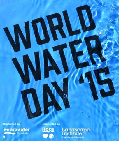 Designing for Climate Change – a World Water Day event