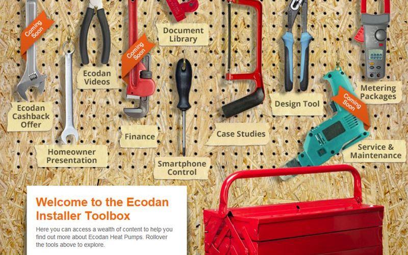 Ecodan Toolbox