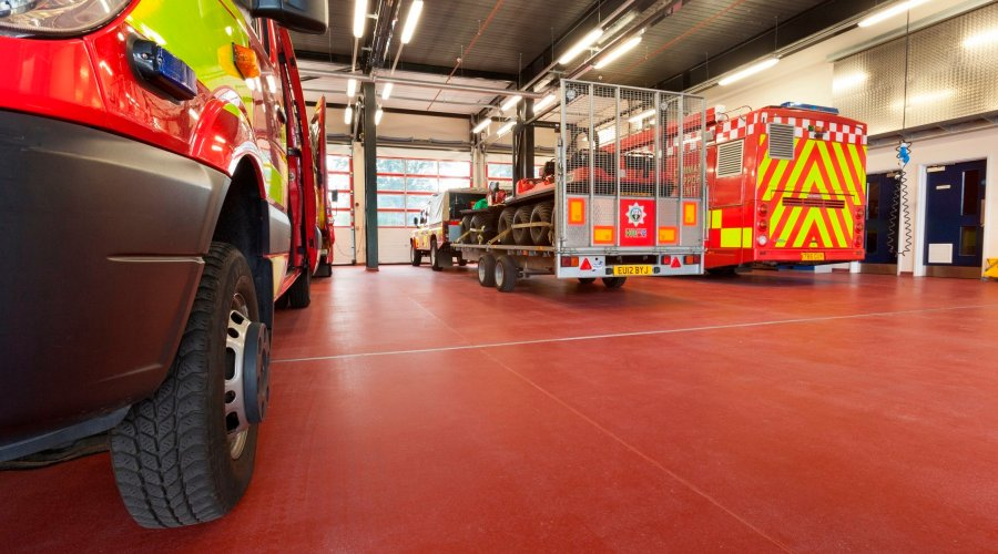 Altro brings Malvern Fire Station up to speed