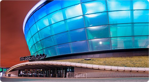 Sse Hydro S Flowfast Floor Supports Singing Sports And