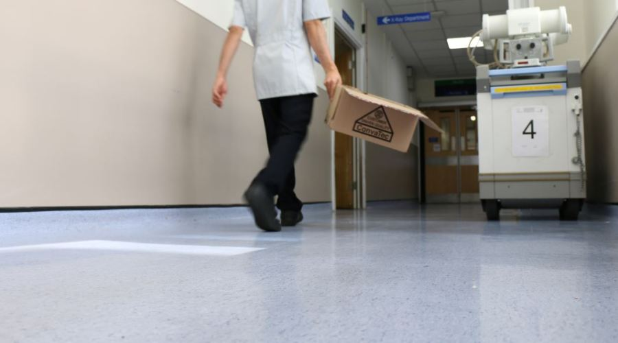 New Altro Fortis™ offers tough love for walls, doors & corners