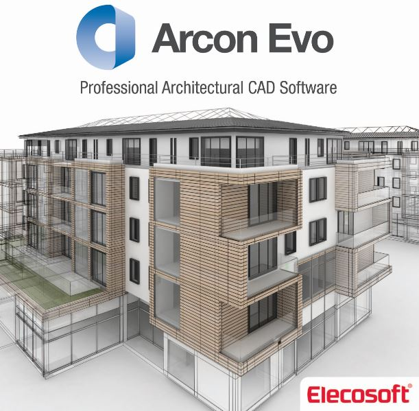 Elecosoft releases Arcon Evo for architects & building professionals