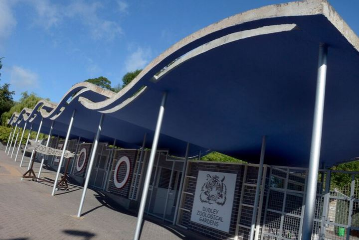Kemperol protects & preserves tectons at Dudley Zoo