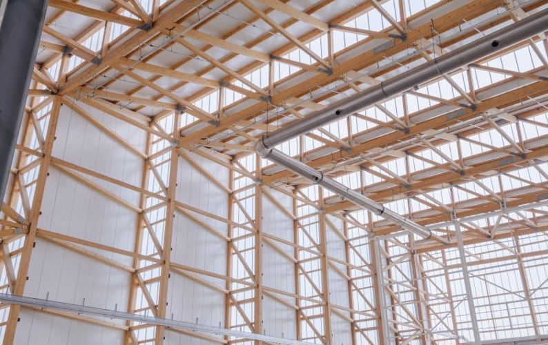 Moving on up with Energy Efficiency – HESS TIMBER