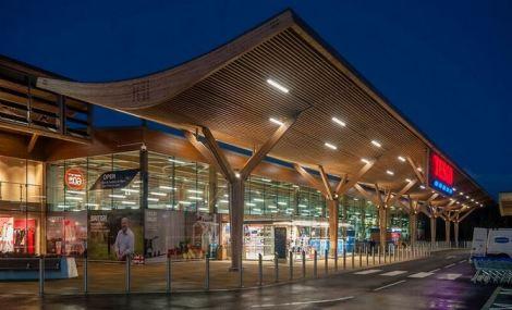 The Bishop Centre, Taplow – B & K Structures
