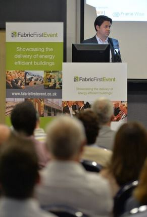 The Fabric First Event – Showcasing the Future of Low Energy Construction