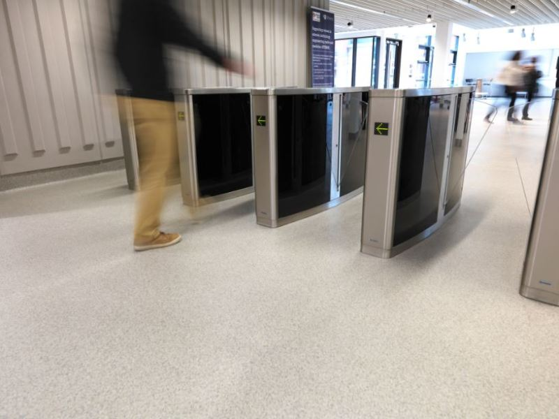 Altro flooring & wall cladding on cutting edge of excellence at new university science centre