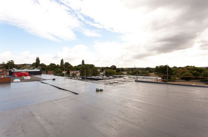 Kemper System provides odourless roofing solution for Kent schools
