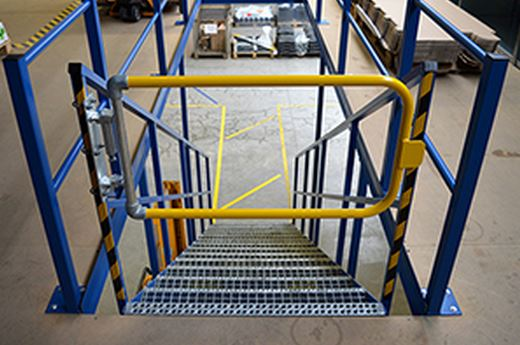 The benefits of spring loaded safety gates
