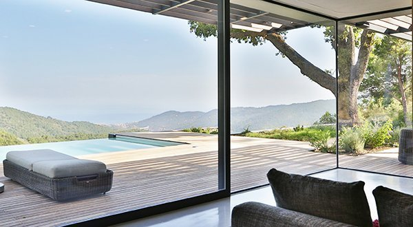 Cut Corners For An Uninterrupted View with Imago Cornerless Glazing
