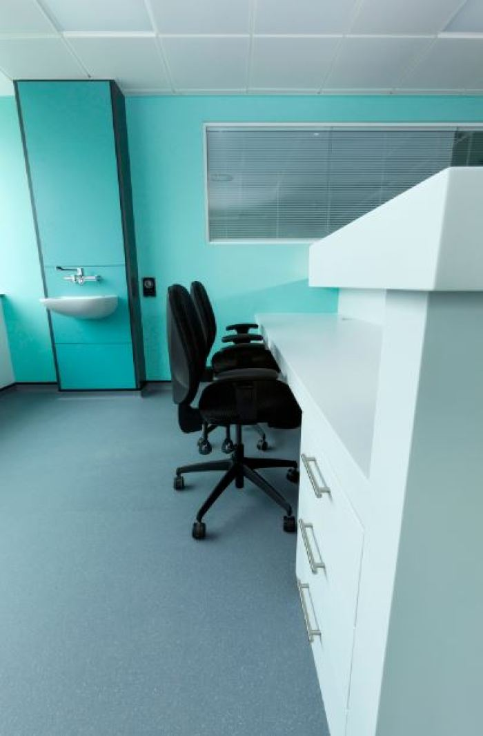 flooring and wall cladding