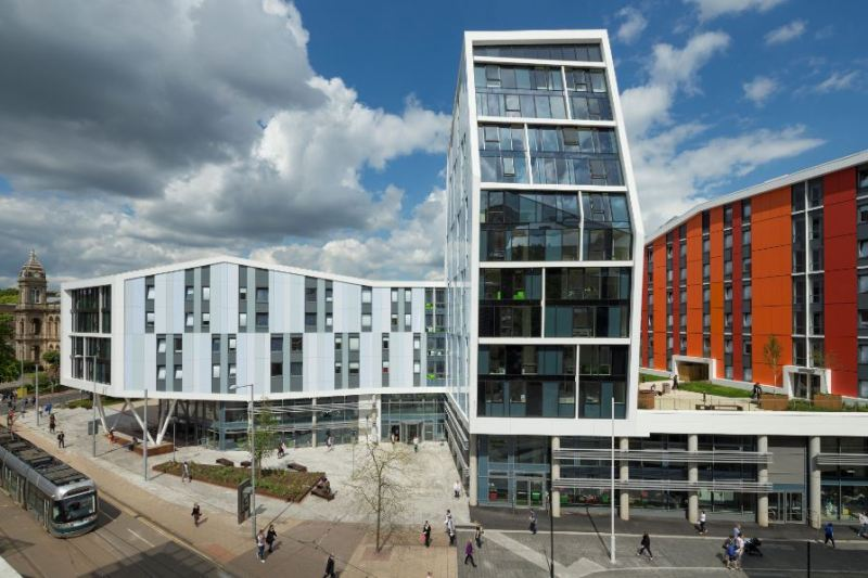 NVELOPE supports architects with BBA certified cladding support systems