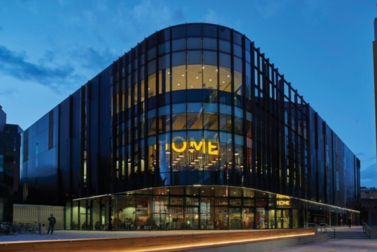 Reynaers provides façades for impressive Manchester development