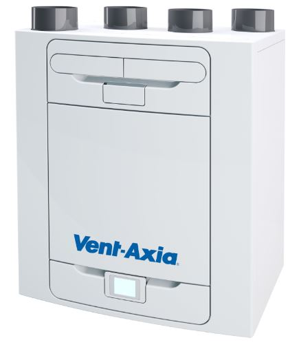 The Sentinel Kinetic Advance is a continuous whole house Mechanical Ventilation with Heat Recovery system