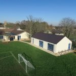 Timber building is foundation for school expansion