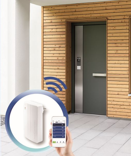 Significant access-control advancements offered by SmartSecure