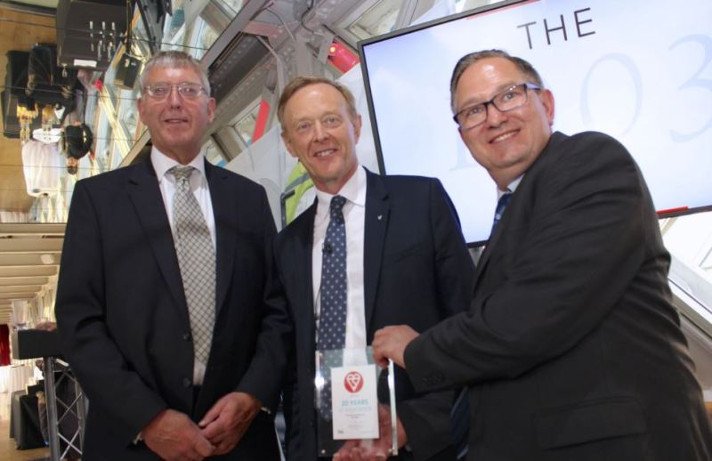 20 years of Kitemark certification for The VEKA UK Group