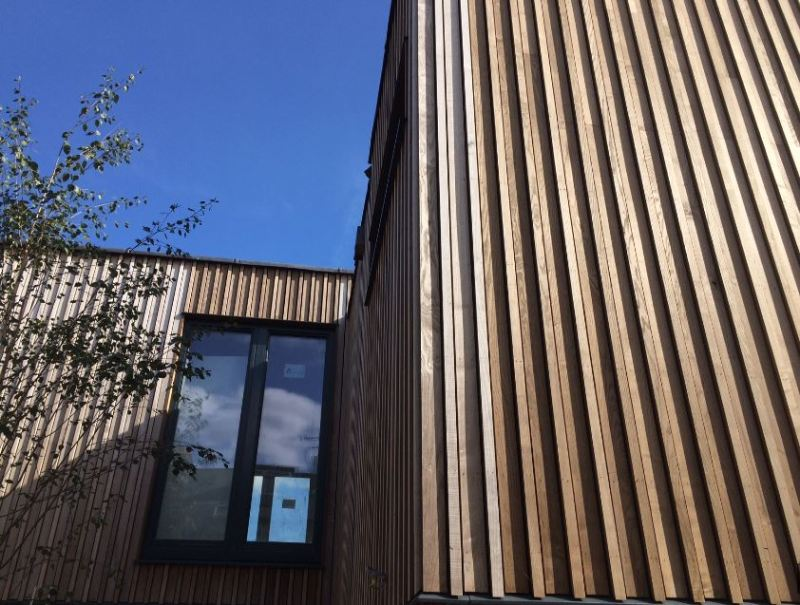 Brimstone - thermally modified hardwood triumphs at TTJ Timber Innovation Awards
