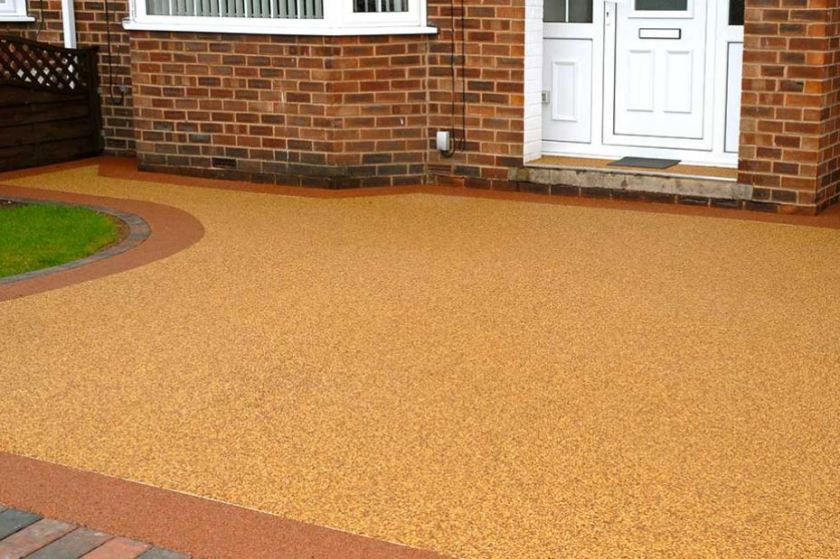Why choose resin bound surfacing for residential developments?