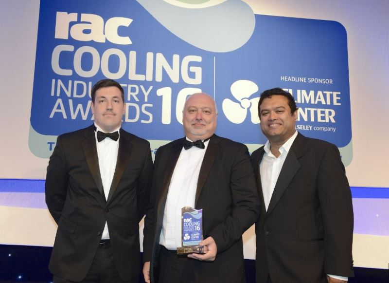 Sussex-based Aspen Pumps Celebrates Win at RAC Cooling Industry Awards