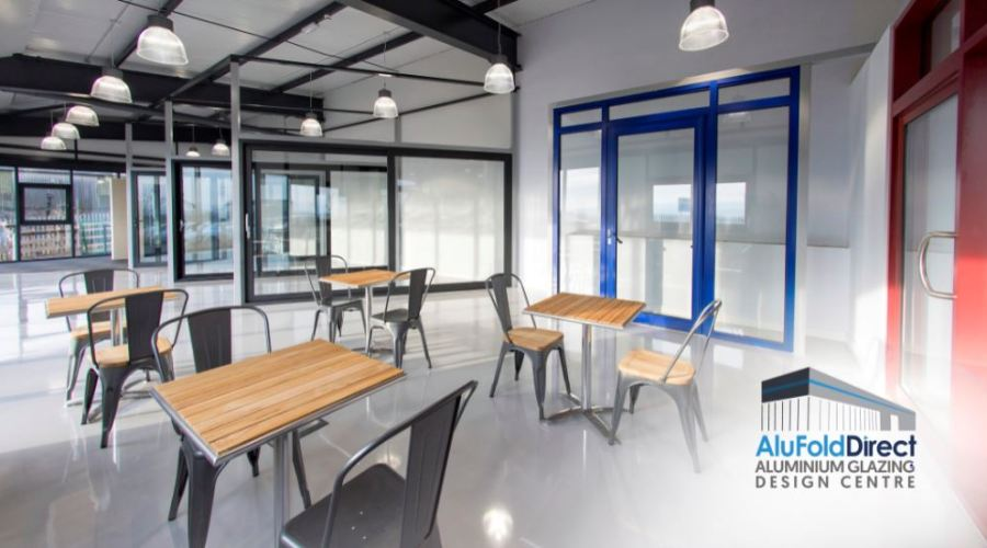 Aluminium Glazing Design Centre