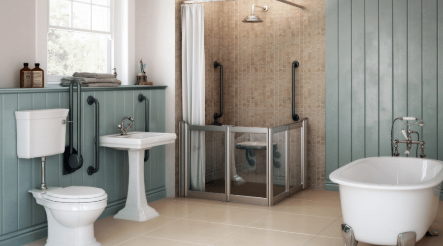 adaptive bathrooms