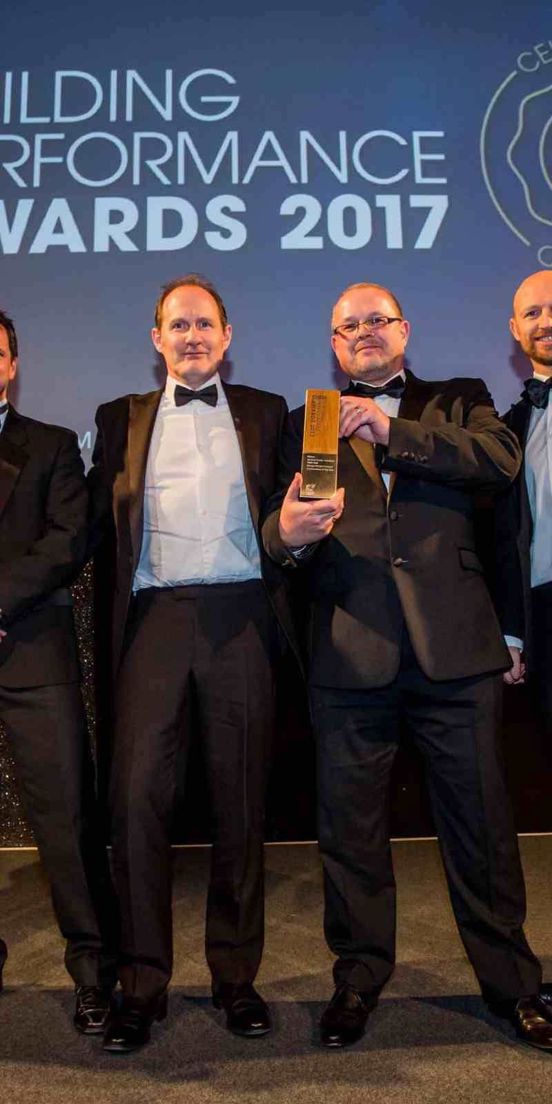British Manufacturer Vent-Axia Wins at Prestigious CIBSE Awards