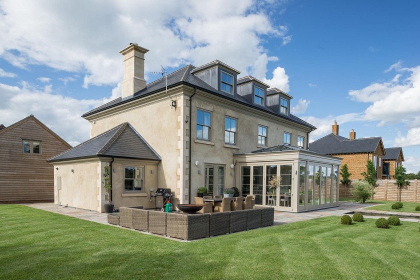 Cupa Pizarras roofing slate for a prestigious development located in a conservation area 4