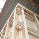 SI-Modular: Sustainable building system with timber I-beams