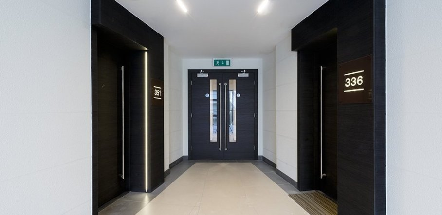 Glazed doors, the clear choice - Specifier Review