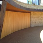 Transforming your garage door into an architectural feature