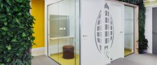 Office fit-out with sustainability and wellbeing at its heart